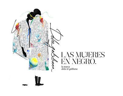 THE GARDEN OF JELLYFISHES | FASHION ILLUSTRATION