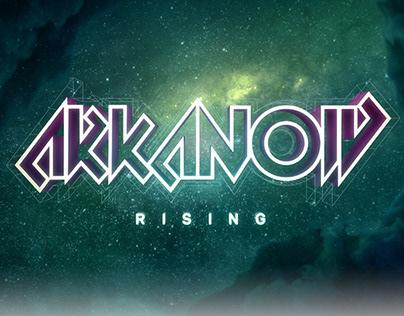 Arkanoid Rising