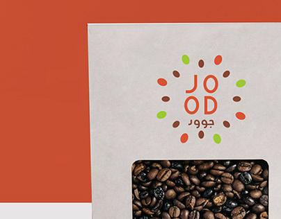 Jood Roastery - Brand Design