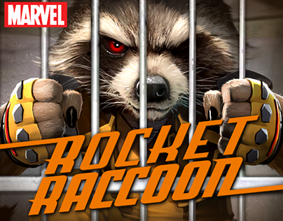 ROCKET RACCOON Cover Gallery