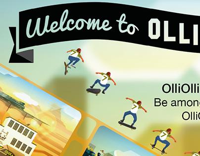 OlliOlli 2 - Welcome to Olliwood