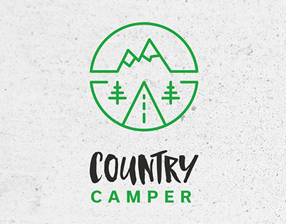 Corporate Design – Country Camper