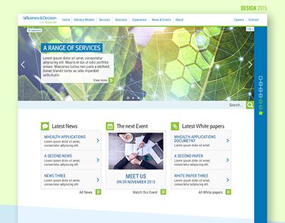 Life Science Department website