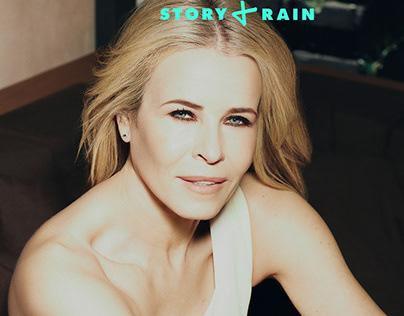Chelsea Handler for Story&Rain