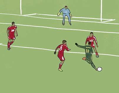 MLS Animated Goal Highlights