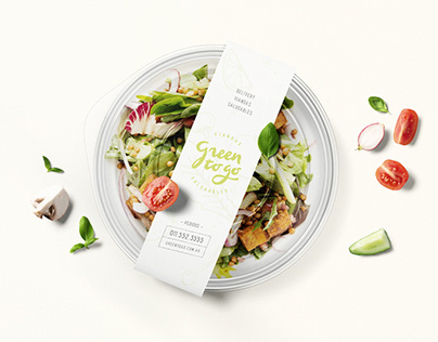 Green To Go • Branding