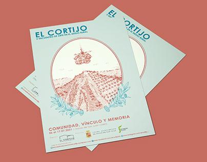 EL CORTIJO. V Encuentro de Arte