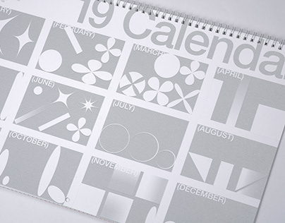 2O19 Calendar | MAKE RULES AND BREAK THEM ALL