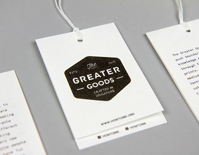 Designing An Interactive Exhibition | The Greater Goods