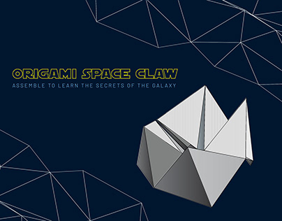 Infographic - Origami Space Claw