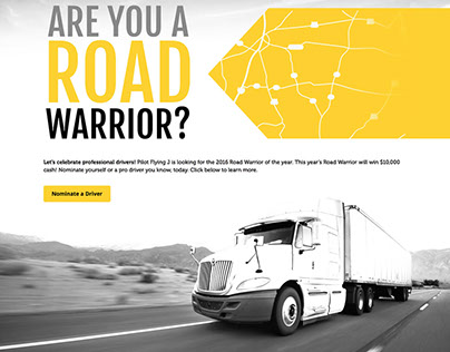 Pilot Flying J Road Warrior