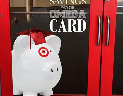Target: Omega Savings