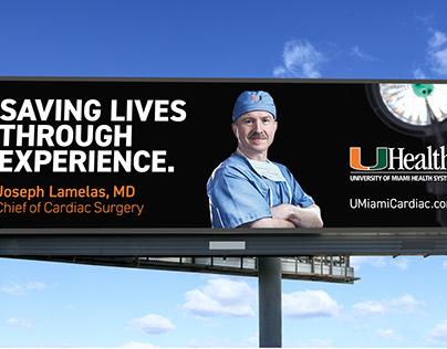 UHealth - Dr. Lamelas Campaign