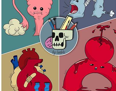 Cartoon Anatomy (Anatoon)