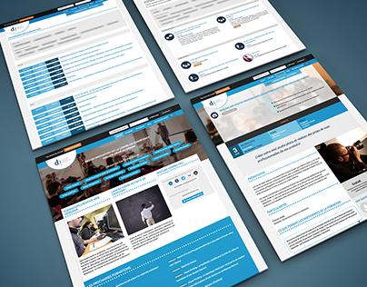 Design Innovation website