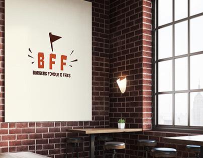 BFF - Burger, Fries & Fondue