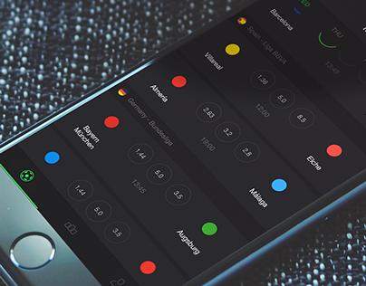 Betmob iOS