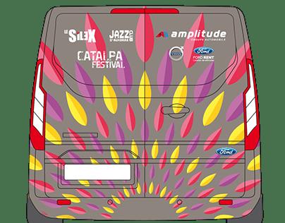 Marquage véhicule Le Silex (2020)
