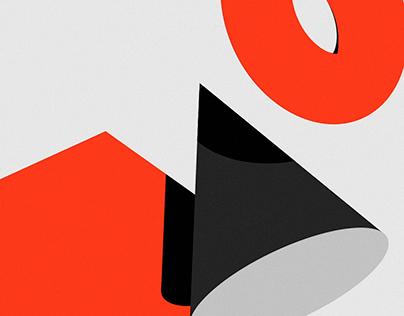 VOLSTOK logo animation