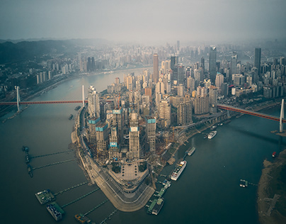 ChongQing - the New World Habitat