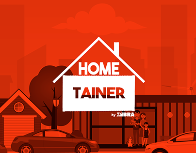 Home Tainer by Zebra - Argentina - Animated Video