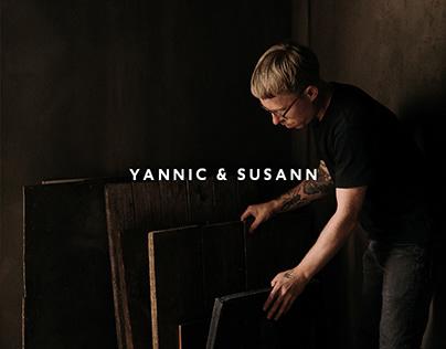 Susann and Yannic