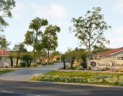 Santa Rosa, Rosebud, Mornington Peninsula