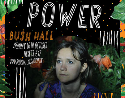 BRIGID MAE POWER / Bush Hall