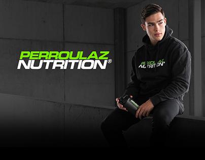 Perroulaz Nutrition - 3D Packaging Design
