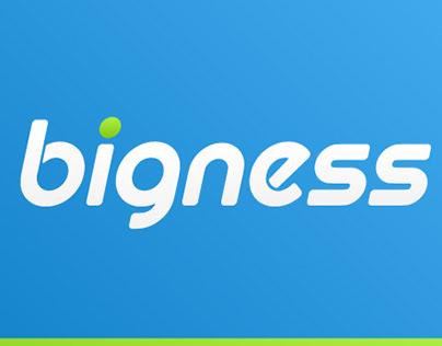 Logo - Bigness