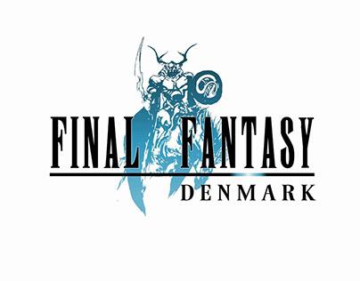Final Fantasy Denmark Visual Identity