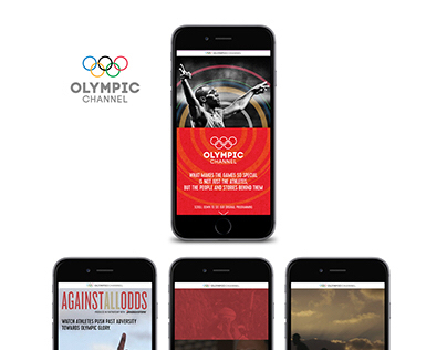 Olympic Channel - Facebook Canvas