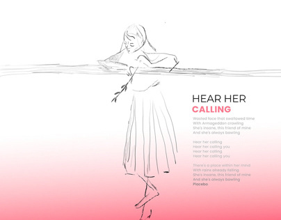 Hear her calling