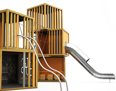 Urban PlayHouses
