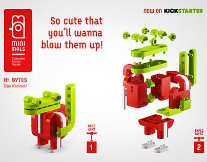 Minimals on Kickstarter