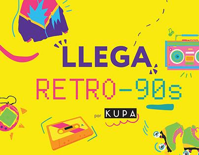 Retro 90s - Patrones