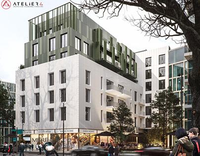 Multifunctional Building Visualization