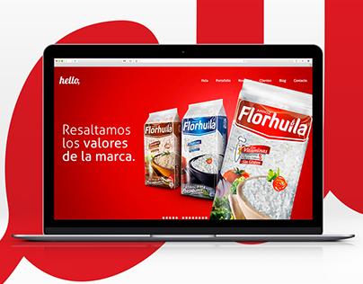 Hello Design Sitio Web