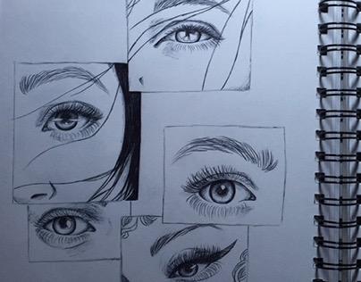Pen/Ink Drawings