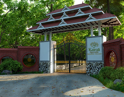 Kairali- The Ayurvedic Healing Village
