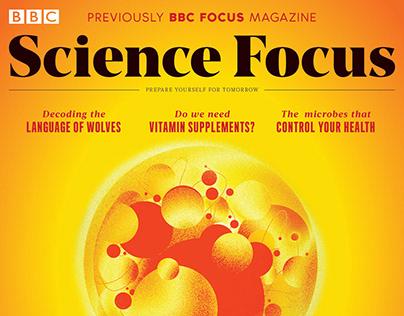 BBC Science Focus Cover