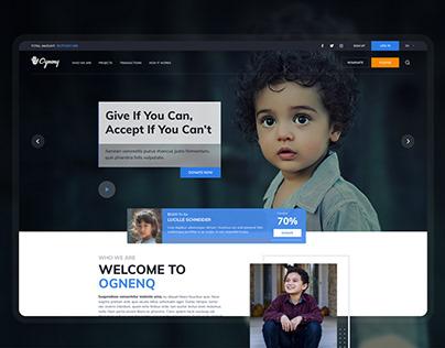 Ognenq: Donation platform