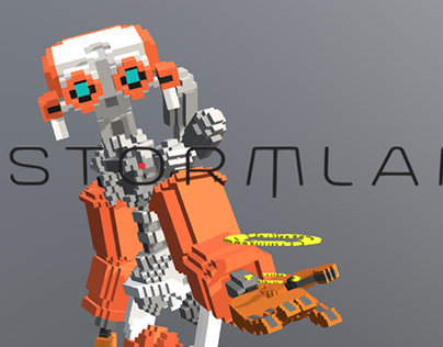 Stormland : Vesper Fan Model