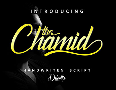The Chamid Font Project