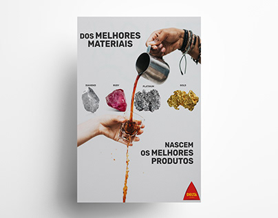 Proposal - Delta Cafés for Materials Science Marathon