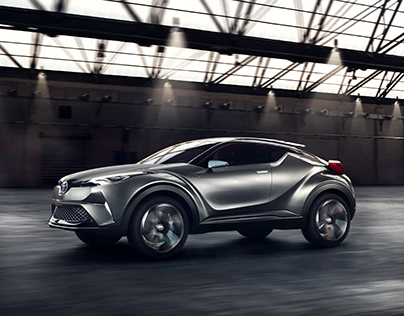 Toyota Concept CHR