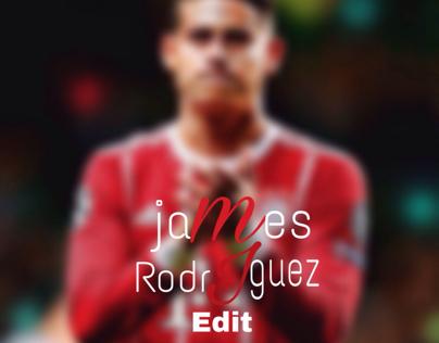 james Rodriguez Edit