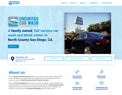 Encinitas Car Wash