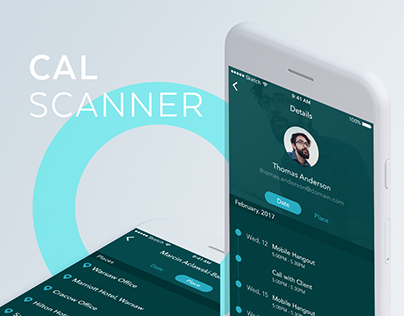 Calscanner iOS App