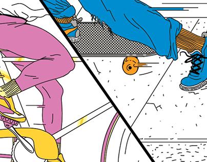 Racer Comic